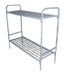 металлическая кровать кмс-2 кровати для общежитий, хостелов