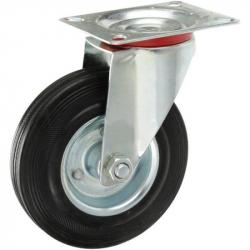 Колесо промышленное поворотное д.160мм