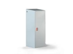 шкаф тм-3 для  газового баллона с пропаном 50л шкафы для газового баллона