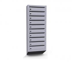 Вертикальный почтовый ящик  ЭК-10