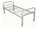 Металлическая кровать КМ-1.40