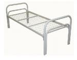 Металлическая кровать КМ-1.32/800