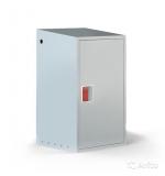 Шкаф ТМ-5 для двух газовых баллонов 40л кислород,аргон,гелий