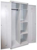 Шкаф для уборочного инвентаря ШХА-600/500