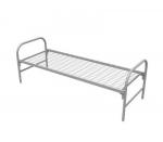 Металлическая кровать КМС-1