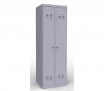 Шкаф металлический для одежды ШР-22/600