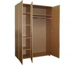 Шкаф для одежды комбинированный - ШДК-33/600