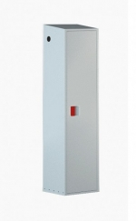 Шкаф ТМ-6 одного баллона 40л кислород,аргон,гелий